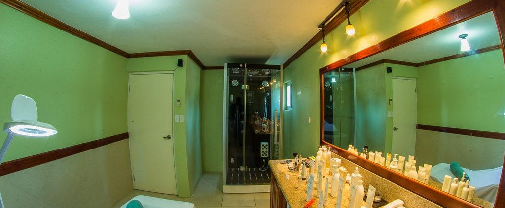 Spa treatment room at Rondel Village Jamaica