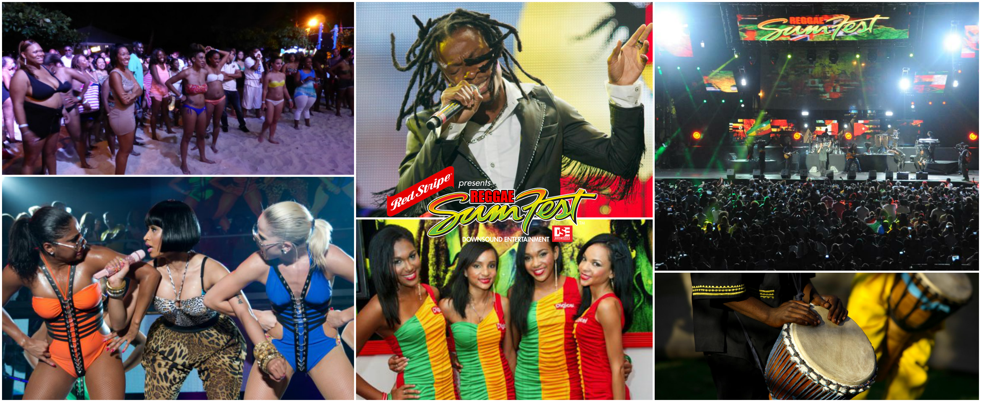 Jamaica summer festivals