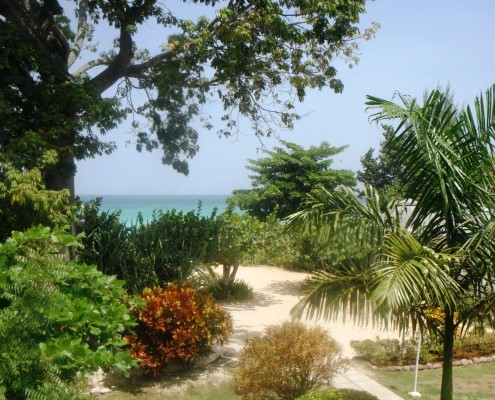 Beachfront room Rondel Village Jamaica