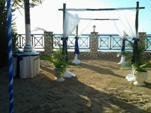 43 Wedding canopy