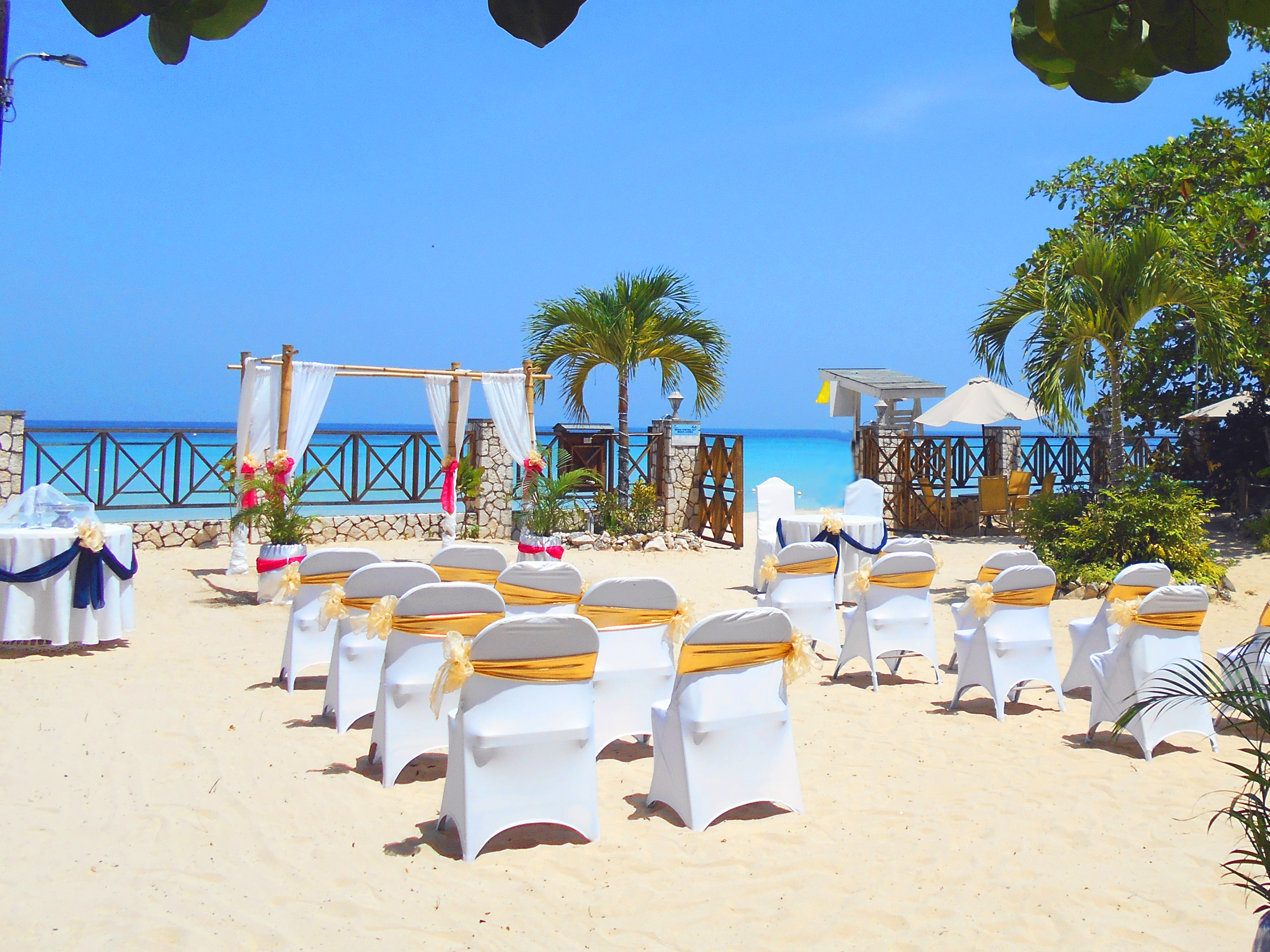 Rondel Village Jamaica weddings