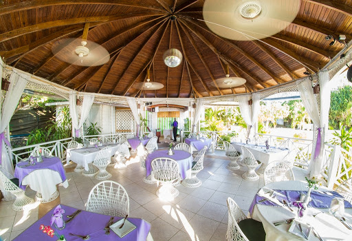 Rondel Village Outdoor Dining Room